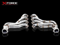 """Holden Commodore VE VF Headers 1 3/4"""" Stainless Steel 100 cell Metallic Race Cats"""