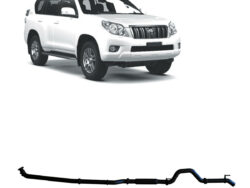 Prado 150 series 2015+ DPF Back exhaust pipe only